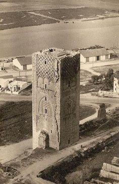 Tour Hassan. Rabat.