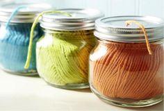 12 Ideas For Keeping Yarn Under Control