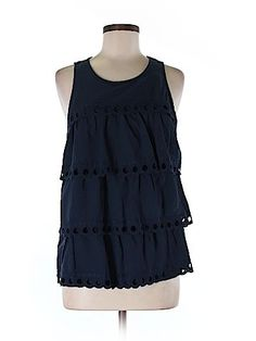 Ann Taylor LOFT Women Sleeveless Top Size M