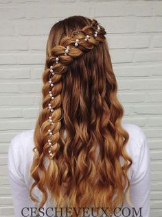 Cute easy hairstyles for a dance images best of best cute hairstyles for school dances of Open Hairstyles, Pretty Hairstyles, Braided Hairstyles, Wedding Hairstyles, Formal Hairstyles, Amazing Hairstyles, Fashion Hairstyles, Hairstyles 2016, Hairstyle Ideas