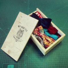 My Bro Tie by Peter Crafford, via Behance