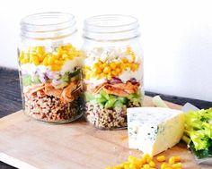 ::Stares at mason jar salad and shivers::