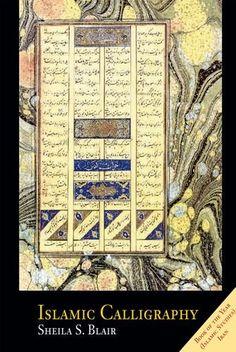 Islamic Calligraphy by Sheila S. Blair https://www.amazon.com/dp/0748635408/ref=cm_sw_r_pi_dp_x_jl8fybG6NPW1Y