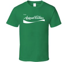 Animal Cookies Enjoy Hybrid Strain Weed Marijuana T Shirt
