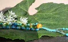 Bracelet Xanthe  mixed yellow bracelet by Jewelrymadebynature
