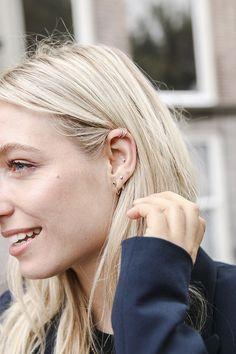 Ear party   Earrings   Jewelry   Inspo   More on fashionchick.nl
