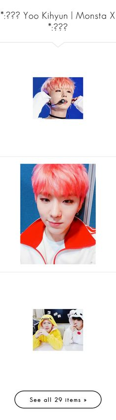 """☽ *:・゚✧ Yoo Kihyun 