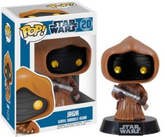 Jawa POP! I have sevral POP figurines, but no JAWA!