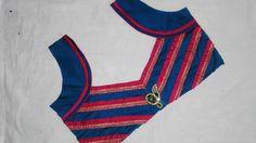 Blouse Back Neck Design Patterns