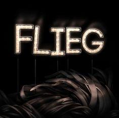 FLIEG – Wirbelsturm Audi, Logos, Swirls, Bowties, Logo