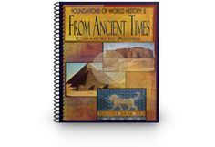 Cover - From Ancient Times - free Biblical history curriculum