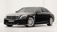 Aesthetically, ok vehicle, it's the specs that are truly impressive...Brabus reveals 730bhp S-Class