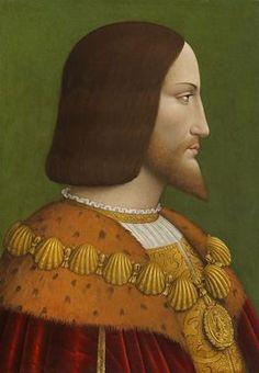 Conti de' Bernardino  Portrait of Gian Nicolò Trivulzio (ca1505)