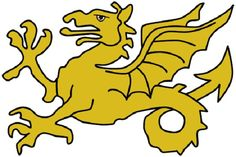 """I've just discovered Alfred The Great in my Family Tree... For a life-long Anglophile this is massive. You may all refer to me as """"Kathryn of Wessex"""" now... LoL.. btw.. This is the Wessex Family Crest."""