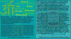 269) And the sexual misuse of children is a serious outrage and a shameful act against the children and the laws of the primal power (Creation), therefore such an act is to be condemned with hard punishment of the execution of fulfilment of guidelines, a separation of men or separation of women (banishment and exclusion from the people/society, separated by gender) and with dishonour for the necessary time.   271) And the recommendation is given that mothers must nourish their children…