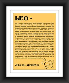 LEO profile