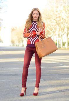 J Brand Jeans and Prada Handbags