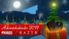 #Adventskalender: Razer BlackWidow Chroma V2 Tournament Edition #Gewinnspiel