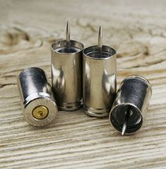 9mm Push Pins - The Well Armed Woman