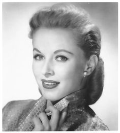 """Mary Costa: Opera singer turned Disney Legend and voiceover artist for Aurora in the film """"Sleeping Beauty"""" (1959)"""