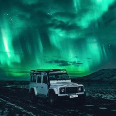 Have you ever seen the northern lights?