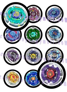 Exclusive beyblade metal masters 3 pack hasbro toys r for Anime beyblade cake topper decoration set