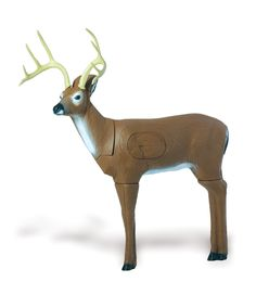 Delta mckenzie riverbottom challenger buck target - shop Safford Trading Company - for hunting, shooting, archery, & gun accessories Deer Archery Target, Archery Hunting, Hunting Gear, Bow Hunting, 3d Archery Targets, Deer Targets, 3d Targets, Archery Equipment, Hunting Equipment