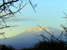 Kenia Kilimanjaro Kilimanjaro, Mount Rainier, Africa, Mountains, Nature, Travel, Kenya, Naturaleza, Viajes