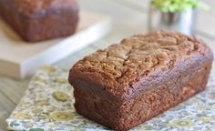 grain-free zucchini bread made with almond flour.