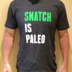 SNATCH Is Paleo | Snatch Performance