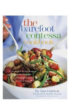 The Barefoot Contessa Cookbook.