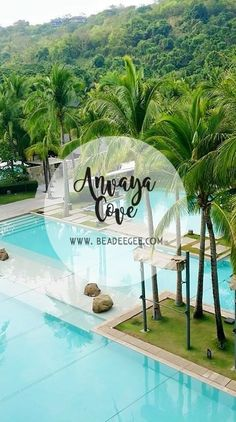 One day serenity in a beach paradise in Bataan, Anvaya Cove