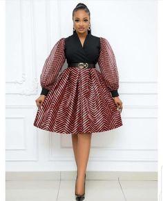African Party Dresses, Short African Dresses, Latest African Fashion Dresses, African Print Fashion, Long Dresses, African Dress Styles, Shift Dresses, Stylish Dresses, Elegant Dresses