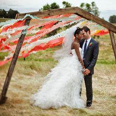 Wedding DIY: Insanely fun old-fashioned carnival from Casa Sugar  #wedding, #DIY