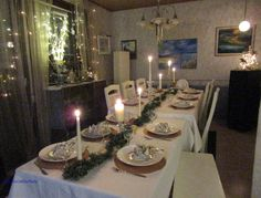 Motoristin Mutsi at home and garden: Christmas Eve