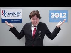 Dave Hill: Swing Voter - A New Political Comedy Series
