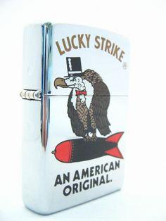 Lucky Strike Zippo