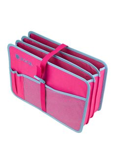 """Technical Specs - Document Organizer Get organized with our durable expanding document organizers! •Dimensions:9.75'' x 13.25'' x 5"""""""" (Expanded) Technical Specs - Pencil Case Holds an assortment of"""