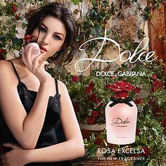7289a7ce 18 Best Dolce&Gabbana Dolce Rosa Excelsa images | Roses, TV Ads, Tv ...