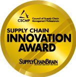 Transplace, Dal-Tile, Whirlpool, Convermex and Werner Co. collectively won the Supply Chain Innovation Award at the 2012 Annual CSCMP Conference for their innovative and collaborative shipping project that reduced demand for transportation resources, costs and environmental impact. [October 2012]