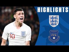 England U21 2-0 Kosovo U21  Foden Brace Earns Young Lions Win!   Official Highlights - YouTube England Football, Fa Cup, Football Team, Braces, Euro, Highlights, Youtube, Sports, Sport