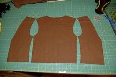 vest pieces