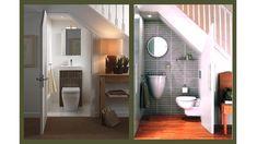 Diseño De Baños Pequeños Debajo De Escaleras. Baños con Estilos que van Diseñados Debajo de las Escaleras  Los baños una de las áreas de la casa, que son necesario e indispensable para todo el hogar, asì que será ideal tanto para espacio pequeños como grandes. Sin embargo al querer decorar un baño pequeño se convierte en todo un reto del diseño ¿sabes porque? porque entrar a trabajar sobre medidas más específicas y bajo un limites más....  Diseño De Baños Pequeños Debajo De Escaleras. Para…