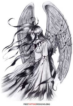 black-angel-tattoo.jpg Photo:  This Photo was uploaded by BlackSwordAshura. Find other black-angel-tattoo.jpg pictures and photos or upload your own with...