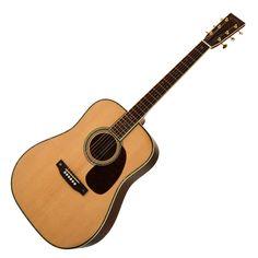 Sigma DR-42 Acoustic Guitar, Natural at Gear4music.com