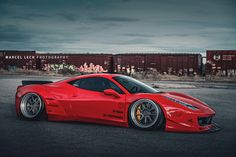 Doczilla12's Liberty Walk Nissan GTR and Ferrari 458 Build Interview - MPPSOCIETY - Owner: J.J. Dubec   Photographer: Marcel Lech There has been quite a number of amazing vehicles coming from Vancouver that are getting world-wide attention