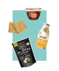 From sophisticated candy to a legitimately yummy way to eat chia seeds, these 10 treats may just make snack-time your favorite part of the day.