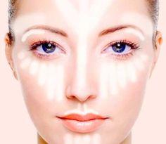 Más de la técnica de maquillaje Strobing http://www.entrebellas.com/tecnica-de-maquillaje-strobing/