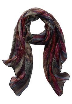 Produkttyp , Schal, |Materialzusammensetzung , 100 % Polyester, |Breite , 70 cm, |Länge , 180 cm, | ...