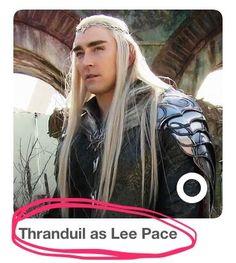 Funny Thranduil